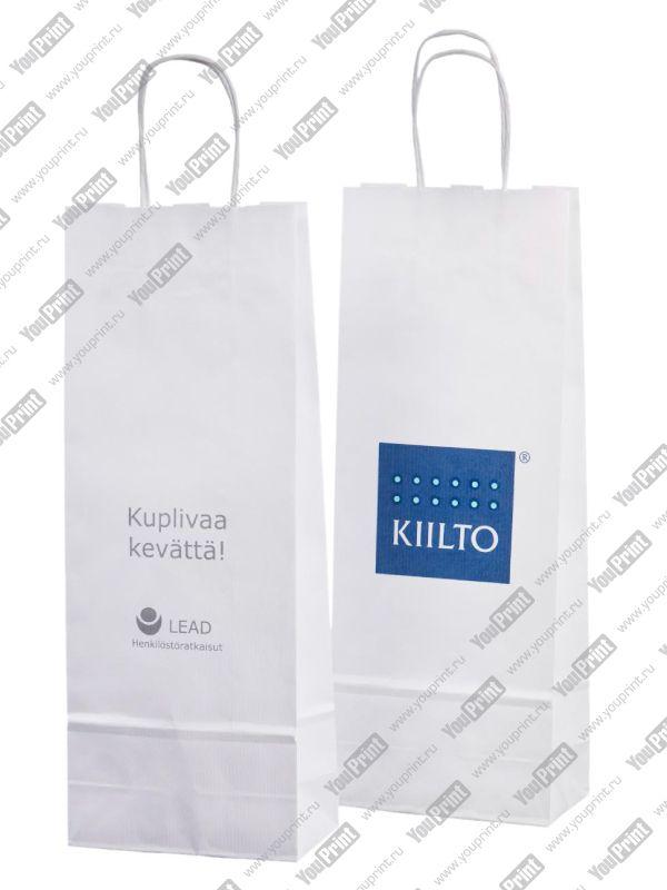 Пакет почтовый полиэтиленовый с логотипом