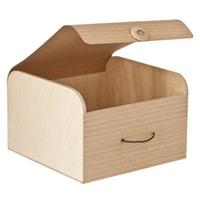 готовая деревянная коробка
